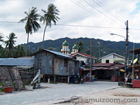 village de Hua thanon